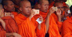 La méditation saisie par l'occident