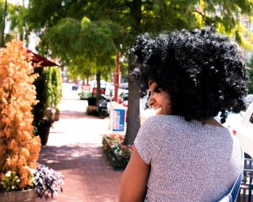 L'affirmation de l'identité de la femme noire