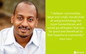 Social Entrepreneur Is The New Trend Says Wayne Sutton