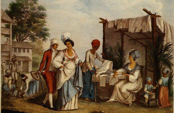 Portaits de femmes Haïtienne du temps des Taïnos à la révolution