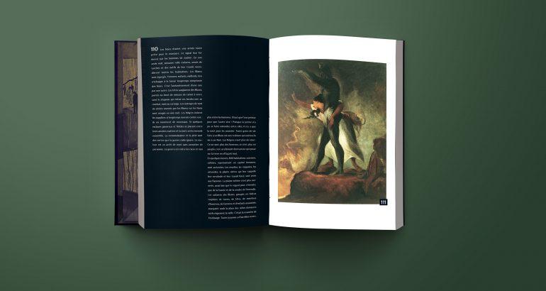 Arts & lettres contre l'esclavage : Un livre qui éveille une émotion profonde